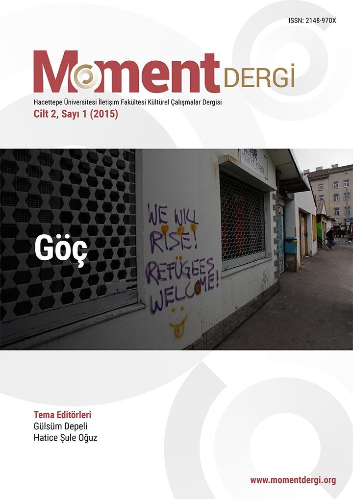 Moment Dergi 3. Sayı: Göç
