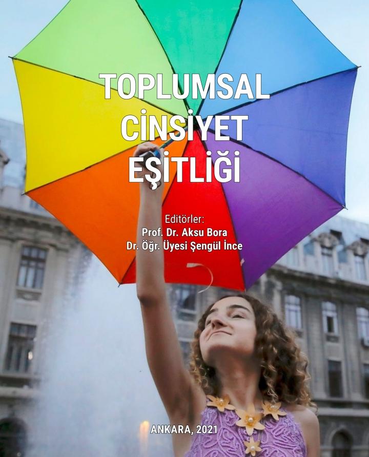 Toplumsal Cinsiyet Eşitliği kitabı, yayınlandı.