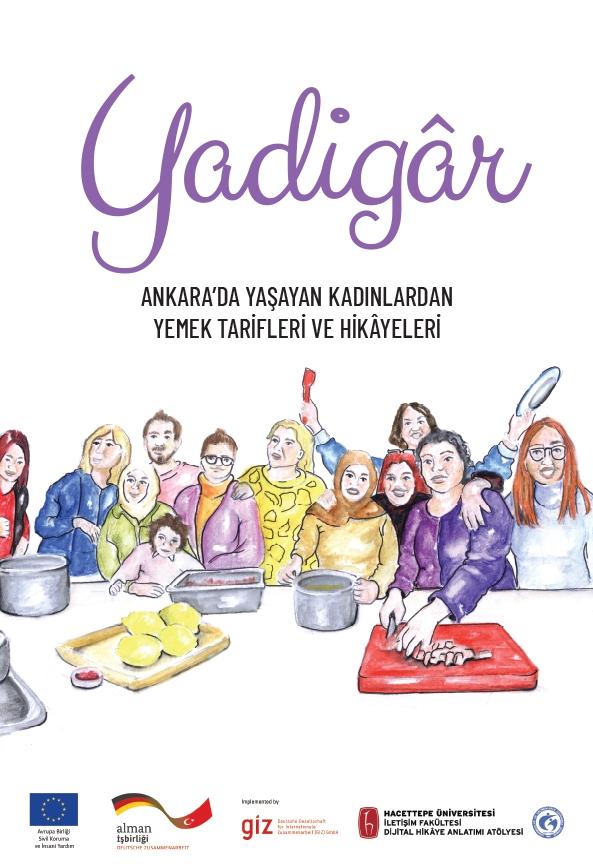 Kitap: Yadigâr - Toplumsal Uyum için Hikâyeler ve Tarifler