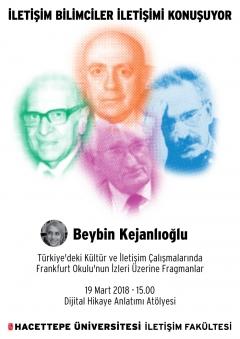 Frankfurt Okulu'nun İzleri Üzerine  Fragmanlar