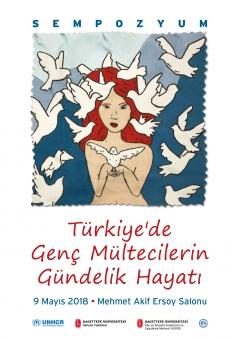 Türkiye'de Genç Mültecilerin Gündelik Hayatı